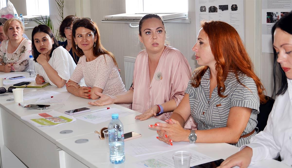 Ольга Селезнёва. Одинцовские предприниматели продолжают активную общественную работу и приглашают к объединению и сотрудничеству